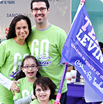 March for Babies with Team Levine