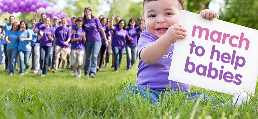 March for Babies - March of Dimes