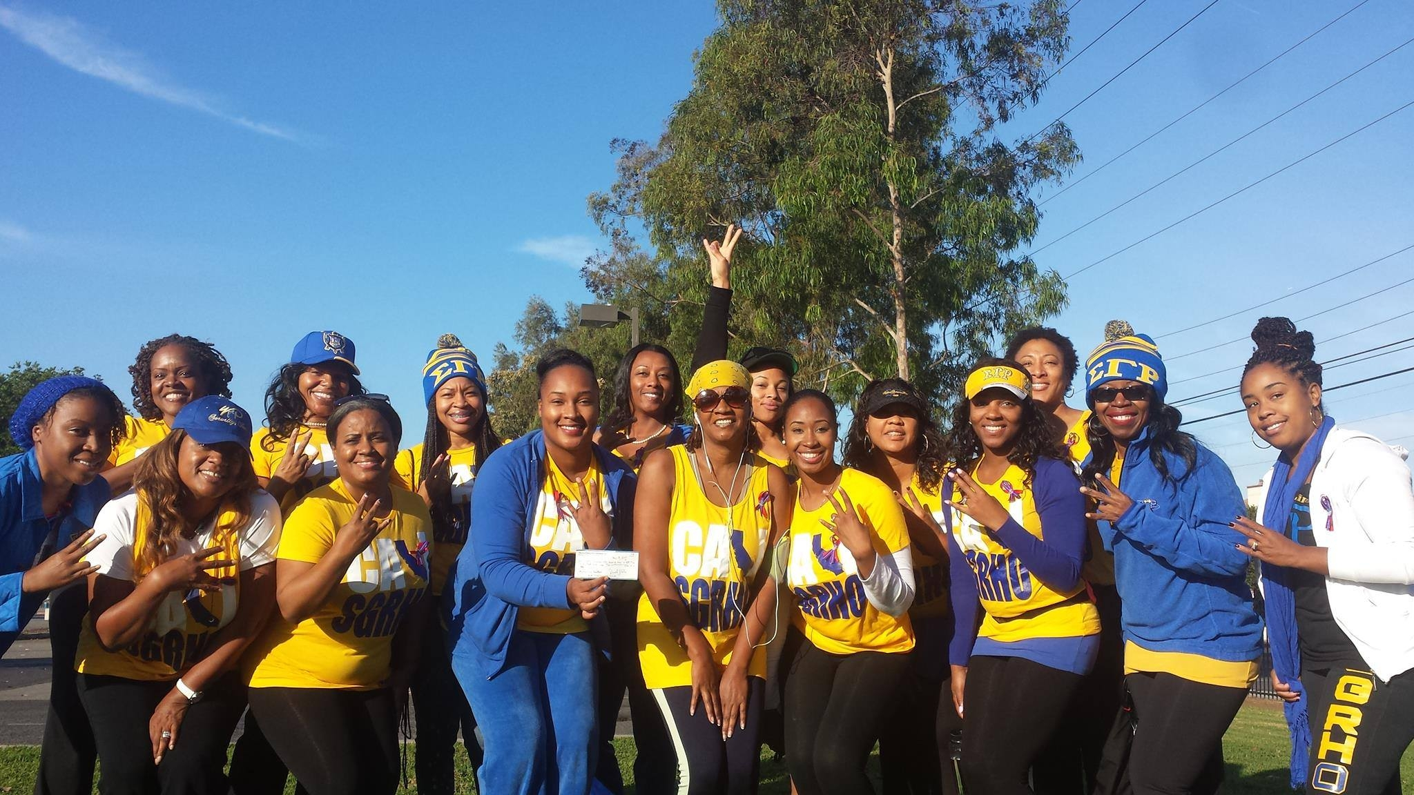 march for babies sigma gamma rho sorority inc