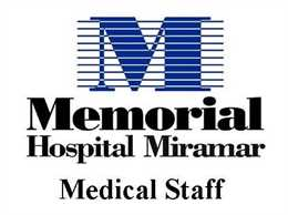 Memorial Hospital Miramar Medical Staff