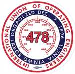 Intl Union of Operating Engineers Local 478