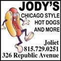 Jody's Hot Dogs