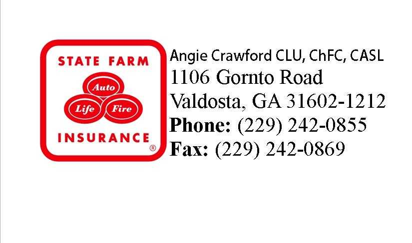 Angie Crawford State Farm
