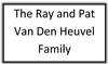Pat and Ray Van Den Heuvel Family